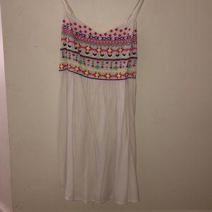 MUDD summer dress small